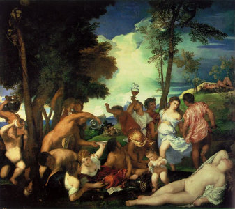 Titian - Andrians